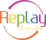Logo Replay Baby Shop