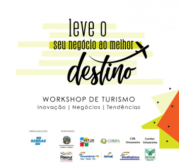 Workshop de Turismo - Sebrae Umuarama